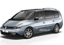 Renault Espace: prime immagini del restyling