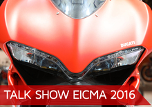 Talk show Eicma 2016: le Supersportive 2017