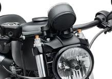 Nuovi accessori Harley-Davidson