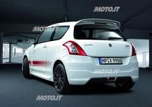 Suzuki Swift: ora con kit sportivo X-ITE