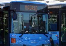 Mobilità: a Madrid il 25% della flotta comunale è a metano