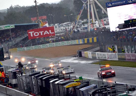24h di Le Mans 2012: in pista le Gruppo C