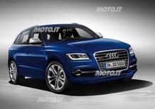 Audi SQ5 TDI: listino prezzi