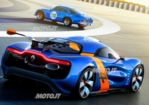 Renault: firmato accordo con Caterham per far rinascere l'Alpine