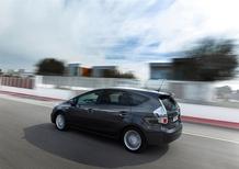 Toyota Prius+: listino prezzi