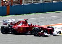 GP Europa 2012: Alonso vince a Valencia