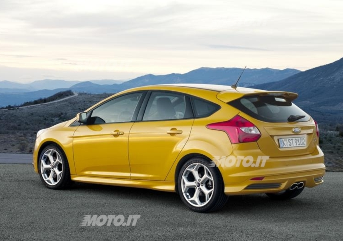 Ford Focus St Listino Prezzi News Automoto It