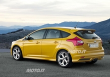 Ford Focus ST: listino prezzi