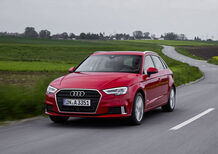 Audi A3 restyling: disponibile ora anche il 2.0 TDI da 184 CV