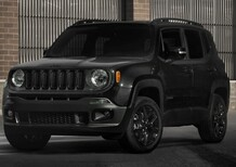 Jeep Renegade: due nuovi allestimenti a Los Angeles