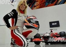 Formula 1: grave incidente per Maria De Villota