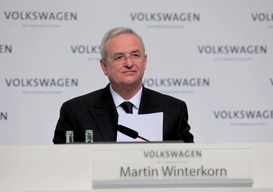 Winterkorn, CEO VW: «In futuro potrebbero arrivare 40 nuove auto elettriche»