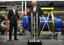 BMW investirà 250 milioni di sterline per la Mini