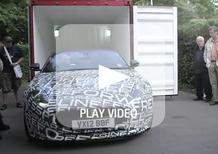 Jaguar F-TYPE: in azione a Goodwood