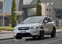 Subaru XV BI-Fuel: ecco la versione a GPL