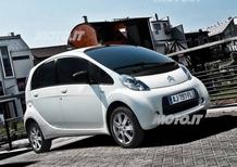 Mitsubishi: temporaneo stop alla produzione di CZero e iOn