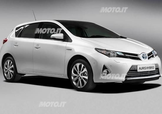 Toyota Auris: ecco la nuova generazione