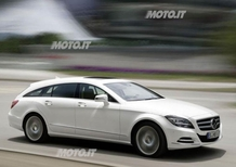 Mercedes-Benz CLS Shooting Brake: listino prezzi