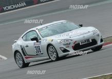 TMG GT86 CS-V3: la sportiva giapponese da competizione