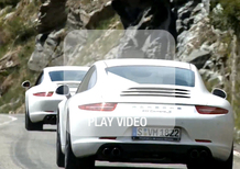 Porsche Performance Drive 2012: i best moments