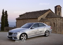 Mercedes-Benz Classe E BlueTEC HYBRID: ottiene la classe energetica A+