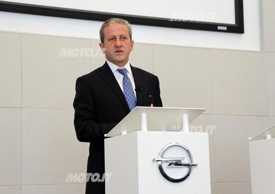 Matteucci: «Opel Astra è vicina al milione di unità in Italia!»