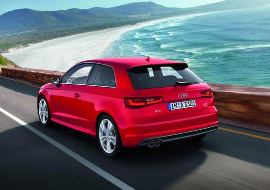 Audi A3: porte aperte sabato 15 e domenica 16