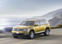 Volkswagen Atlas al Salone di Los Angeles 2016 [Video]