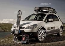 Fiat: kit Nitro anche per Panda e Sedici