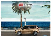 Ford B-Game: un gioco a premi on line dedicato alla B-Max
