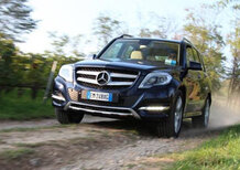 Mercedes-Benz GLK 220 CDI Sport