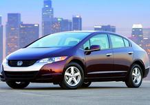 Honda: un protocollo d'intesa per veicoli a celle a combustibile