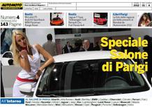 Magazine n° 4, scarica lo speciale sul Salone di Parigi 2012 di Automoto.it