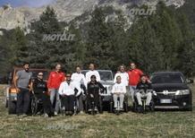 Fiat e Jeep alle Montagne Olimpiche e Paralimpiche Off Road
