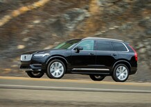Volvo XC90 Twin Engine | Test drive #AMboxing
