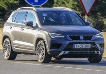 Seat Ateca Cupra: la versione cattiva del SUV arriva nel 2017