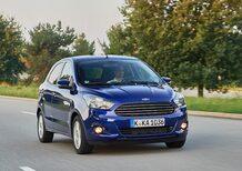 Ford Ka+ [Video primo test]