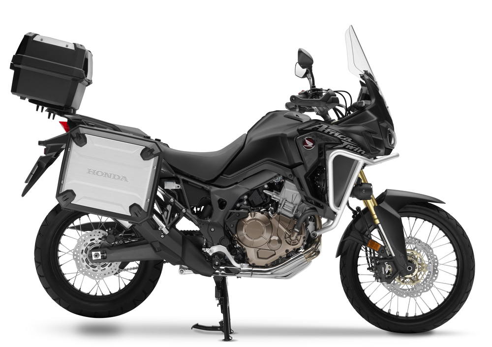 honda africa twin travel edition 2018 prezzo e scheda. Black Bedroom Furniture Sets. Home Design Ideas
