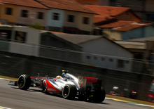 F1 GP Brasile: Hamilton domina le qualifiche