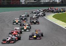 F1 GP Brasile: gli highlights della gara di Interlagos