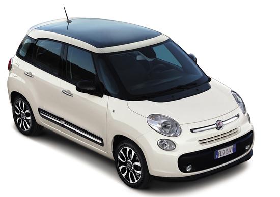 Fiat 500l Panoramic Edition Listino Prezzi News Automoto It