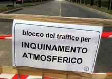 Milano: da oggi provvisorio stop alle Euro 3 diesel