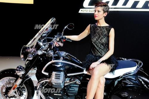 Moto Guzzi California - Vincitrice