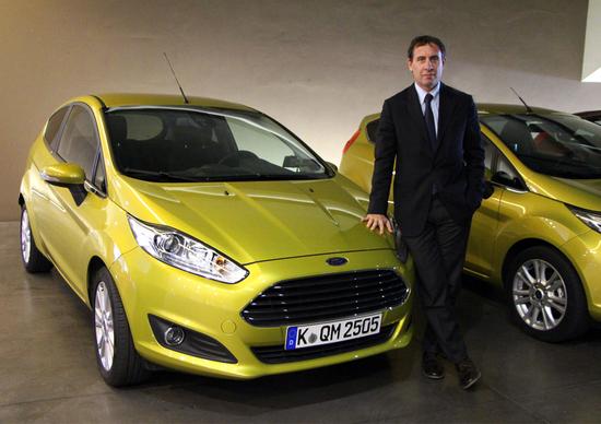 Marco Alù, Ford: «La nuova Fiesta è più giovane e maschile»