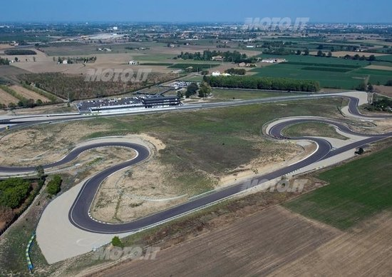 Autodromo di Modena e il Ministero dell'Ambiente insieme per ridurre la CO2