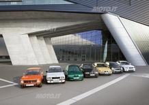 BMW: la i3 celebrerà 40 anni di tecnologia elettrica dell'Elica