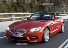 BMW Z4 restyling