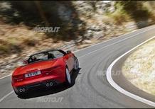 Jaguar F-Type Magazine: una app dedicata alla cabrio britannica