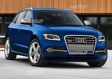 Audi SQ5 TFSI. Ora la versione sportiva è anche a benzina