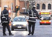 Roma: blocco del traffico giovedì 28 febbraio
